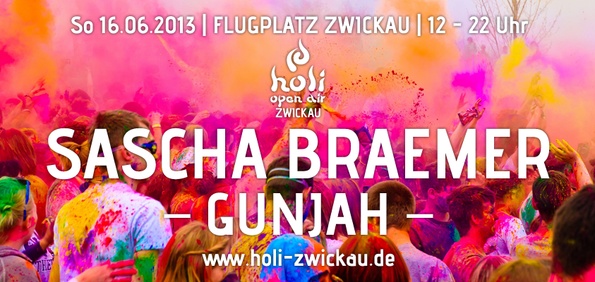 Holi - Zwickau