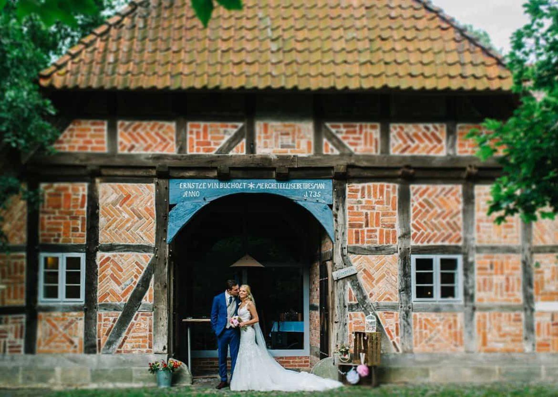 Hochzeitsfotograf In Hannover Wildland Hornbostel